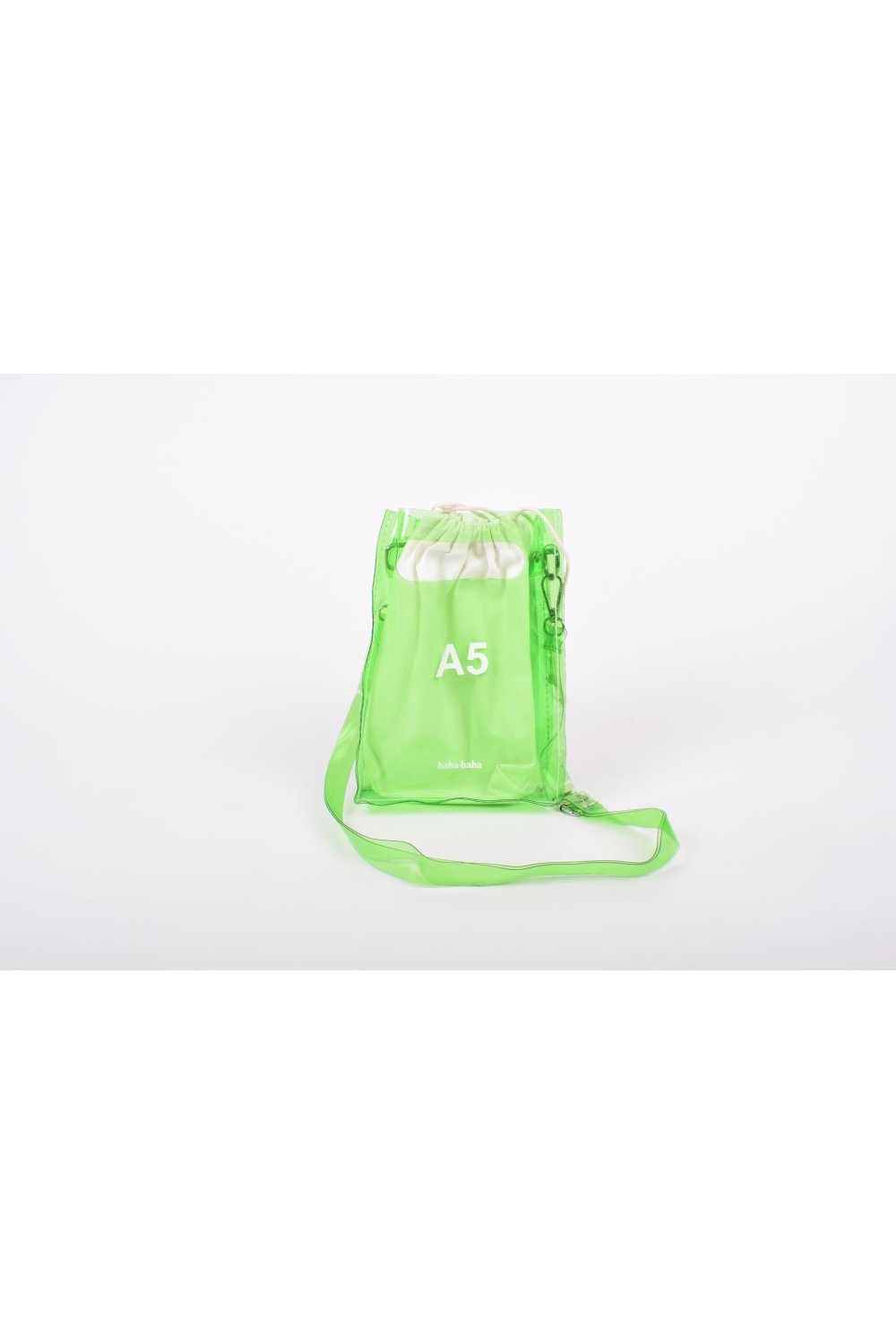 PLASTIC GREEN BAG