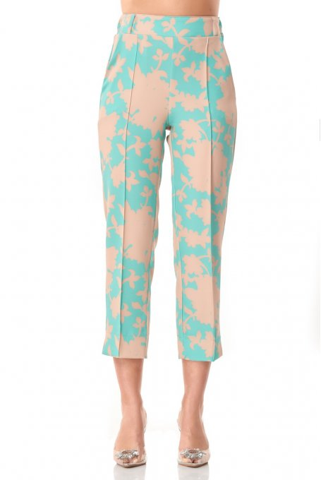 ALLOVER TROUSERS